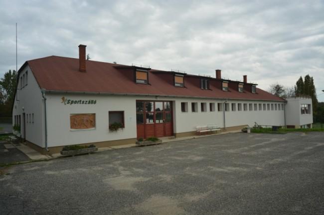 Balatonfűzfői Sportszálló - Ifjúsági szálláshely, Balatonfűzfő