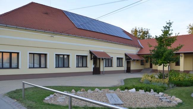 Petőfi Sándor Művelődési Ház, Harta