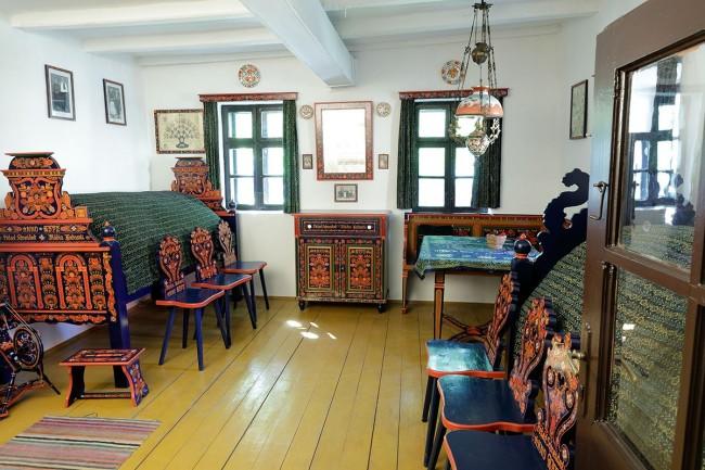 Tájház - Német Nemzetiségi Tájház, Harta