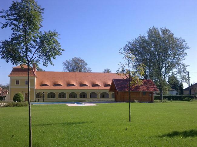 Bél Mátyás Látogatóközpont, Balatonkeresztúr