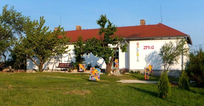 ZM&G   Zámbó Műterem és Galéria, Csopak