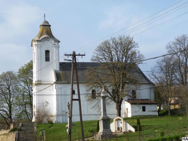 Szentháromság-templom, Bedegkér, Bedegkér
