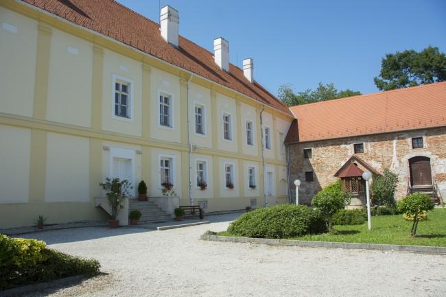 Szapáry-Andrássy kastély - Szécsisziget, Szécsisziget