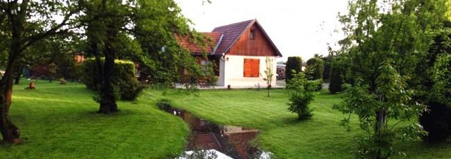 Berek Halászkert - Vendégház, Bajánsenye