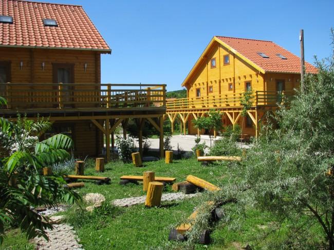 ÖKO-Land Szállás Tábor Oktatóközpont, Bánk