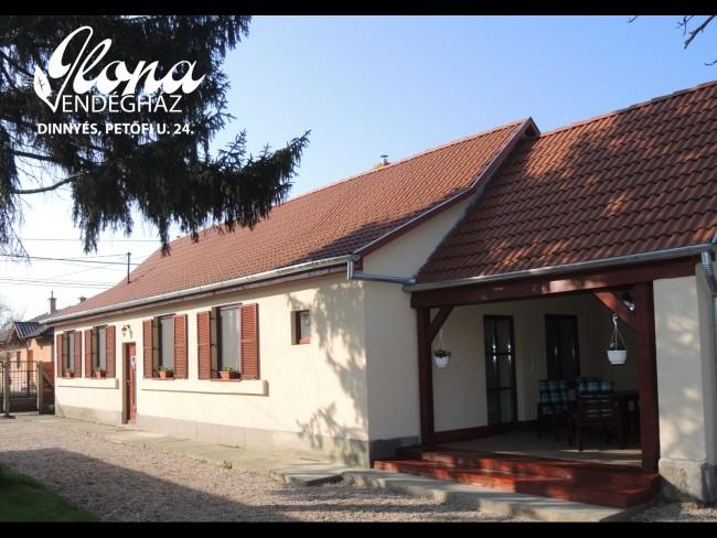 Ilona Vendégház Dinnyés, Gárdony (Dinnyés)