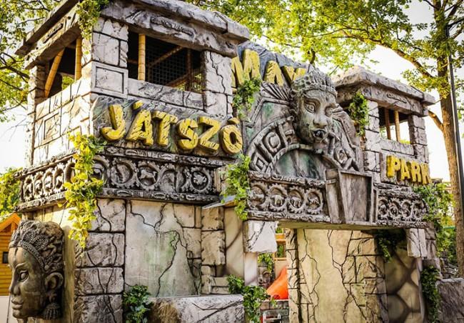 Avalon Park - Maya Játszópark, Miskolc (Miskolctapolca)