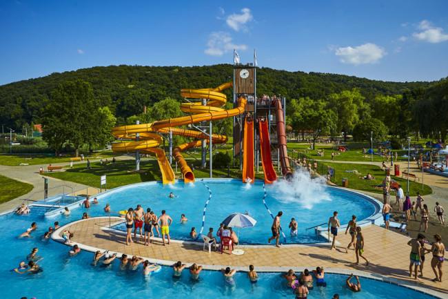 Orfű Aquapark, Orfű