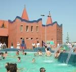 Marcali Városi Gyógyfürdőés Szabadidőközpont, Marcali