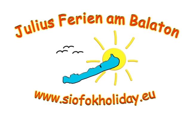 Julius Ferien am Balaton Szálláshely-szolgáltató Iroda, Siófok