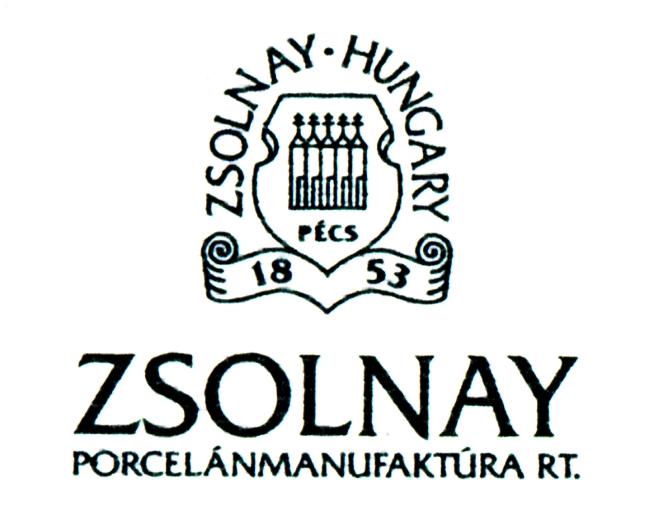 Zsolnay Porcelán Manufaktura ZRt.                                                                                                                     , Pécs