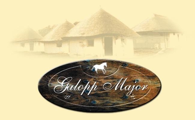 Galopp Major, Gyál