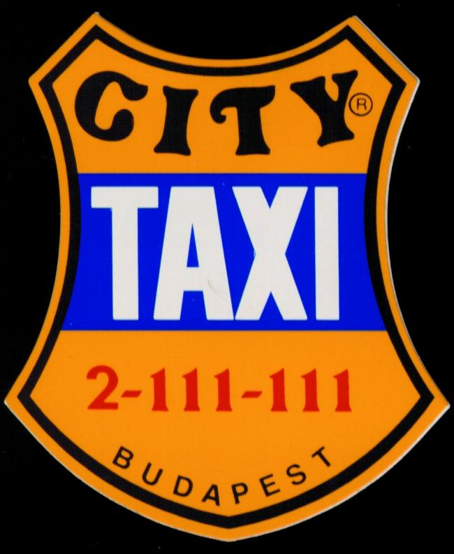 CITY TAXI Fuvarszervező Szövetkezet, BUDAPEST (XI. kerület)