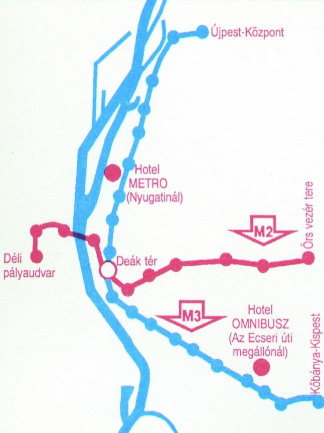 BKV Tours Utazási Iroda                                                                                                                               , BUDAPEST (VI. kerület)