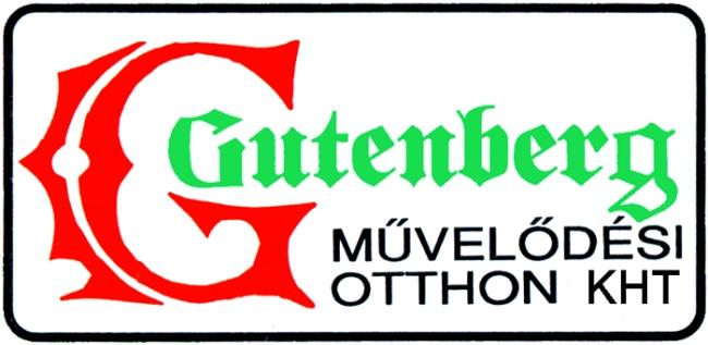 Gutenberg Művelődési Otthon KHT., BUDAPEST (VIII. kerület)