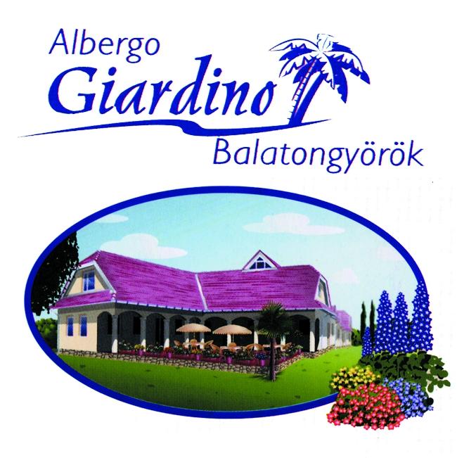 Albergo Giardino Panzió                                                                                                                               , Balatongyörök