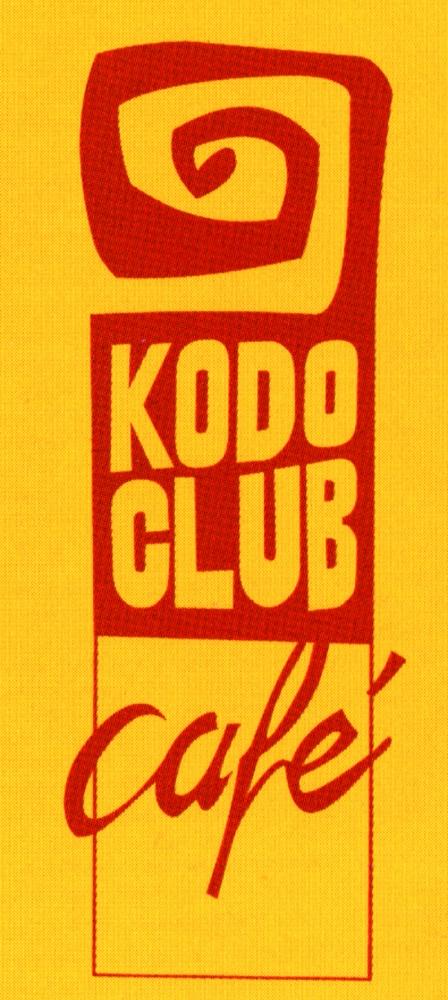 Kodo Club Café, Székesfehérvár